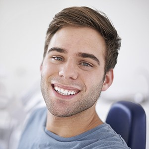 Palm Bay Dental Checkups & Cleanings man smiling