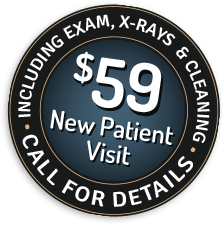$59 off new patient visit