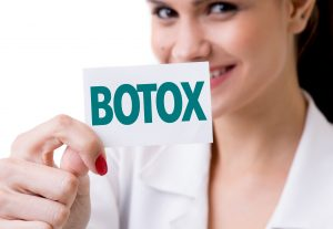 botox sign